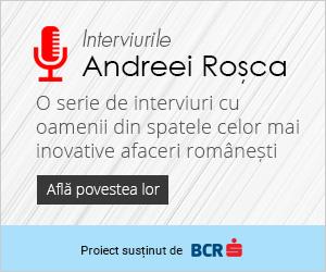 Interviurile Andreei Roșca